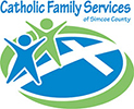 catholic family barrie logo