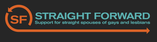 Straight forward logo